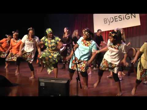 West African Drummers: Spirit Beat Drummers at TEDxGreenville