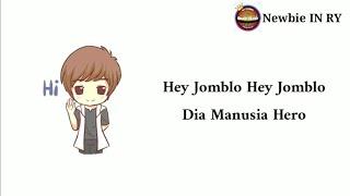Hey Jomblo Cowo Cewe Versi Hey Tayo Lirik Animasi