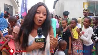 Diamond Platnumz alivyotoa Mkono wa Eid Nyumbani kwao Tandale