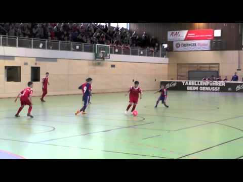 Match contre FC Basel Mc Donald's Cup 2014