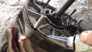 видео Замена сцепления автомобиля ВАЗ