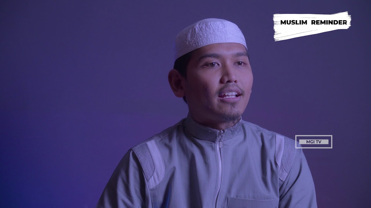 Dunia Itu Cape - Ustadz Ibrohim | Muslim Reminder #mgitv #islam #kajianislam