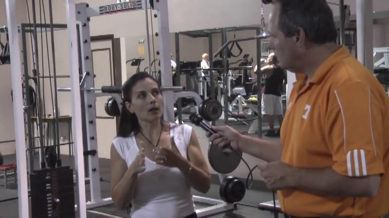 Talking Businesss - Global Fitness  8-14-12