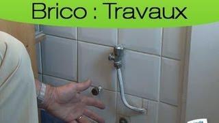 Astuce: Réparer une fuite d'eau