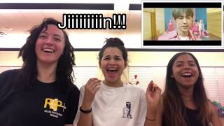 BTS - BOY WITH LUV REACTION!! (our FIRST reaction video!) [KILLAPOP]