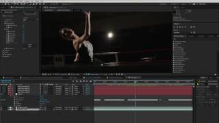 Работа со светом и масками в Adobe Aftereffects. Урок