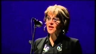 Poefesta 2014 Julie Christie i Marta Pessarrodona In Memory of W B Yeats