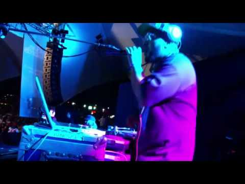 Mac Miller - All Around The World Live MTV