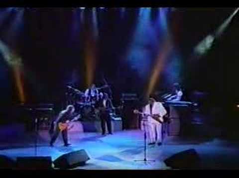 Gary Moore W Albert King   Stormy Monday Live At Hammersmith Odeon`90
