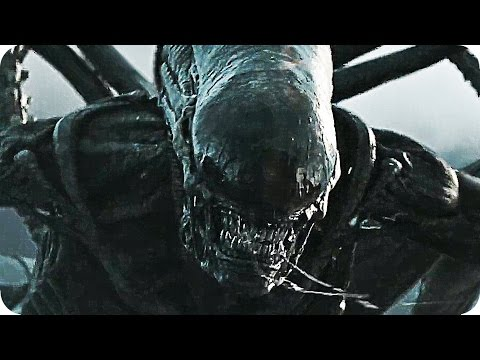 Thumbnail: ALIEN COVENANT Trailer 2 (2017) Sci-Fi Horror Movie