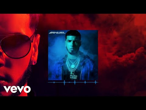 Anuel AA, Arcangel - Rojo (Official Lyric Video)