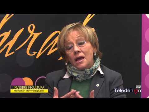 FEMMINILE PLURALE 2015/16: INVESTIRE IN CULTURA