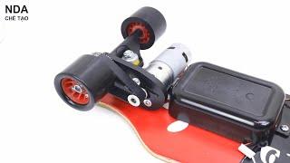 Chế tạo Ván trượt điện bằng motor 775