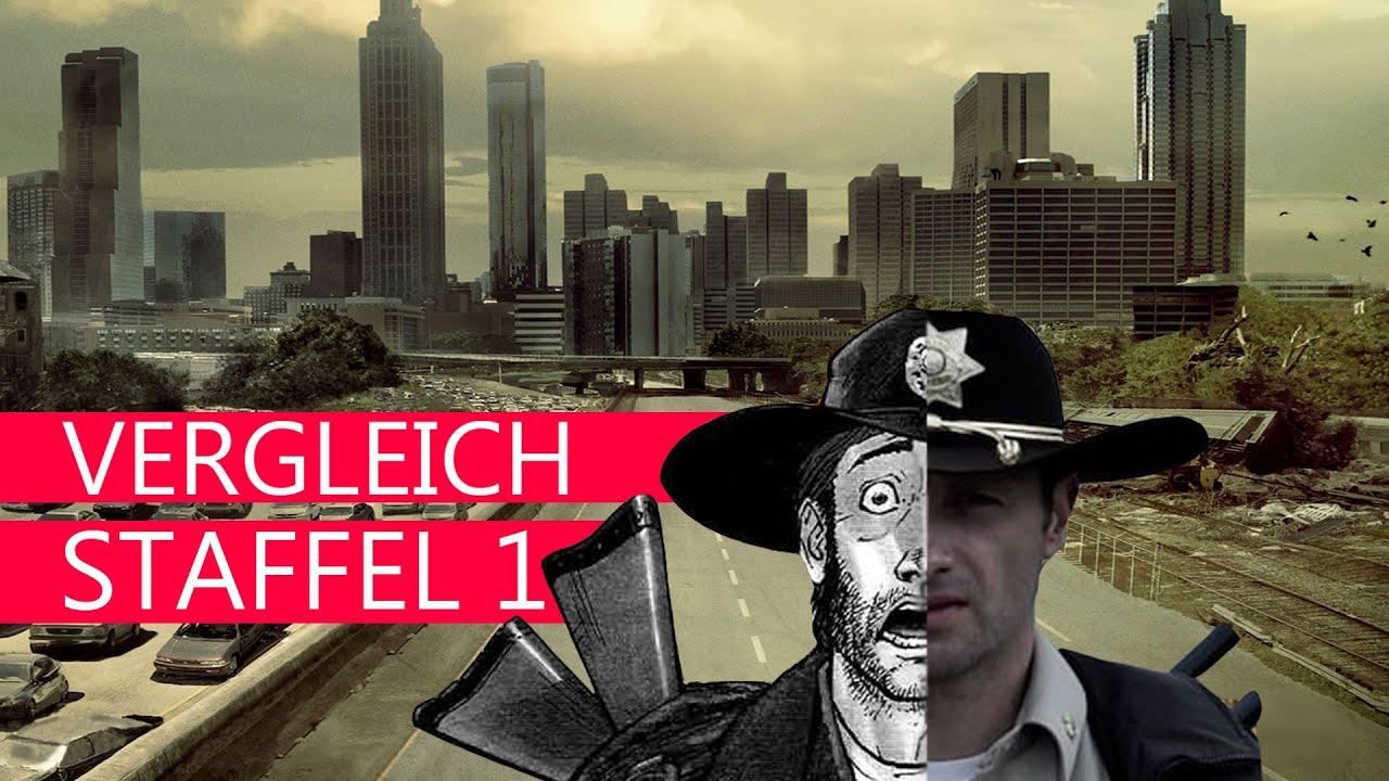 Walking Dead Staffel 1