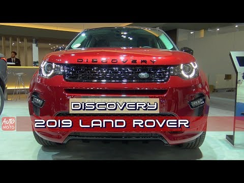 2019 Land Rover Discovery Sport - Exterior And Interior - 2019 Automobile Barcelona