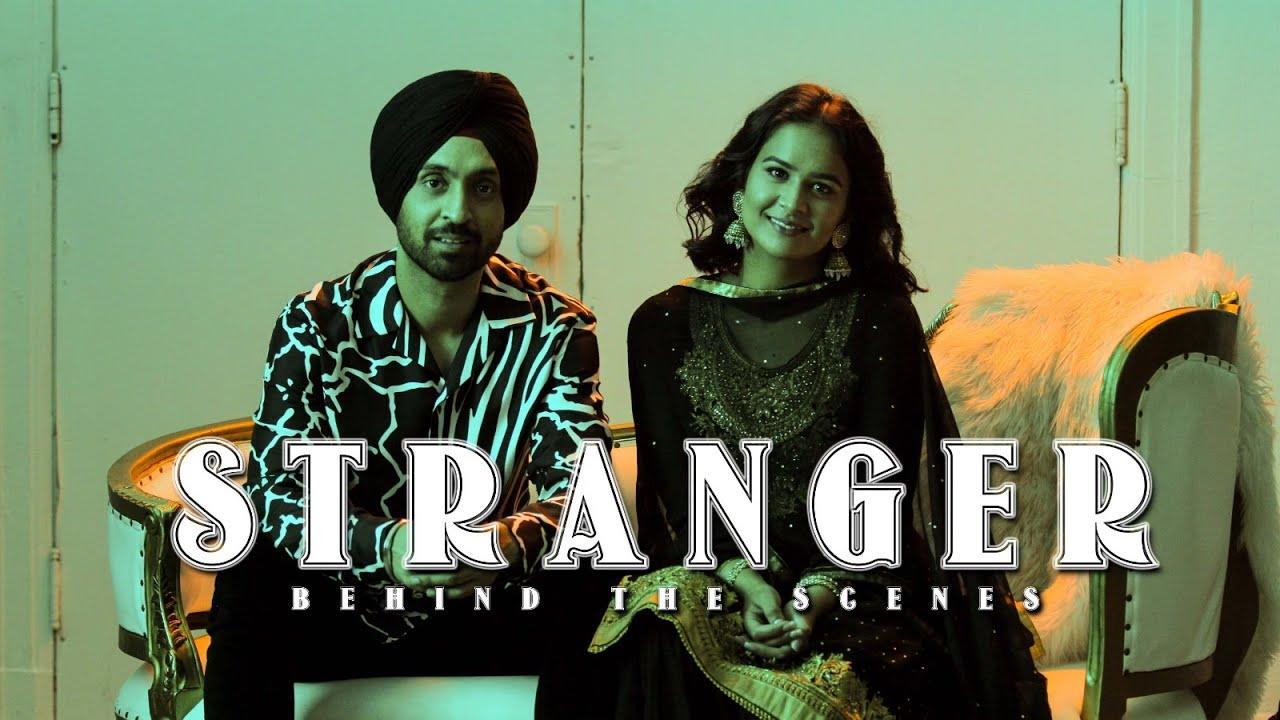 Stranger Vlog | Diljit Dosanjh | Sukh Sanghera | Simar Kaur | Alfaaz | Roopi Gill.