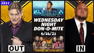 🟣NXT 6/15/21 REVIEW + TV RATING | SAMOA JOE RETURNS | AEW DYNAMITE COMING TO QUEENS NEW YORK!