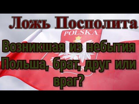 Кто она нам, возрожденная после Октябрьской Революции, Польша, брат, друг или враг