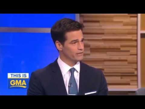 Rob Marciano's Funny Moment - YouTube