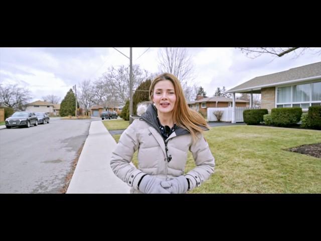 Cinematic Real Estate Video - Beautiful Bungalow Niagara Falls - 3294 Prior Crescent