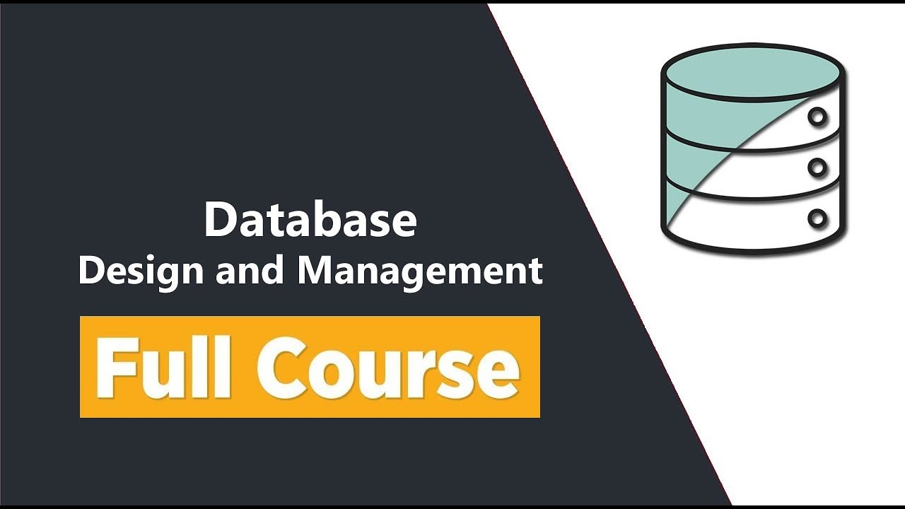 Database Management Tutorial - Database Design and Management