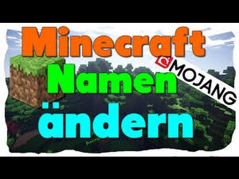 Minecraft Name Ändern New LauncherUPDATE Viedo YouTube - Minecraft namen andern craftingpat