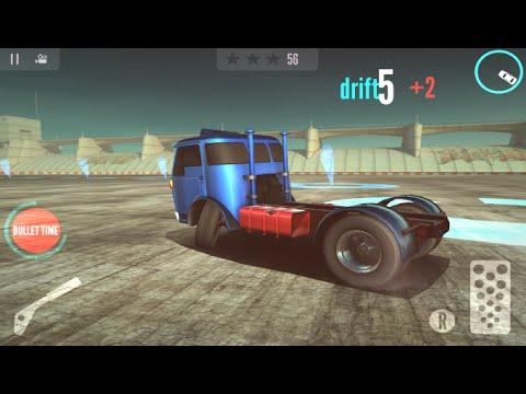 Drift Zone: Trucks игра на Андроид