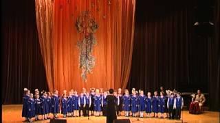 Юбилейный концерт школы №324 «Жар-птица»