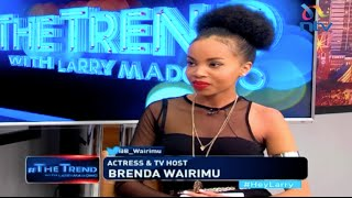 #theTrend: Brenda Wairimu shares on her career, motherhood and new projects
