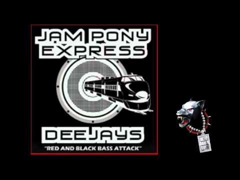 JAM PONY EXPRESS COOCHIE CREW
