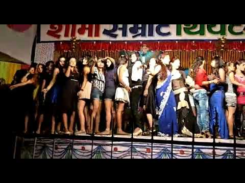 Sonepur mela 2017 / theatre dance program