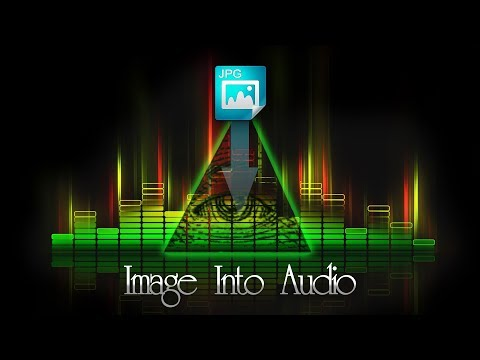 How To Convert Image Into Audio