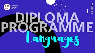 DP Language   Year 13