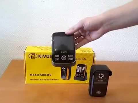 Беспроводные видеодомофоны купить