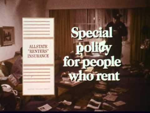 Allstate Renters Insurance Spot