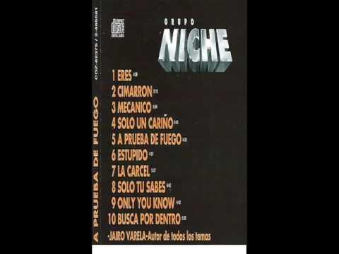 Niche-A prueba de fuego (album)