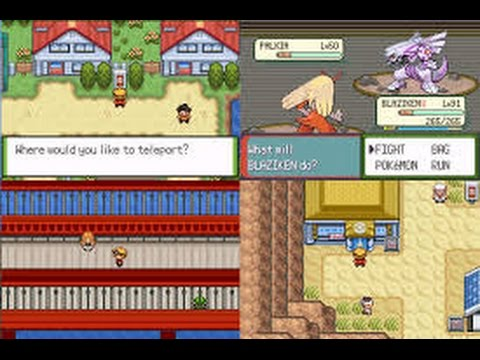 pokemon glazed zip download