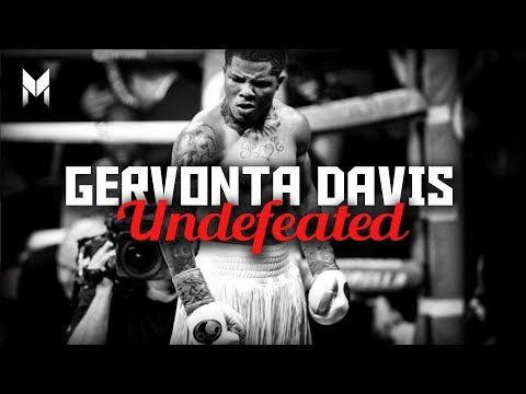 Gervonta Davis Training Highlights - UNDEFEATED