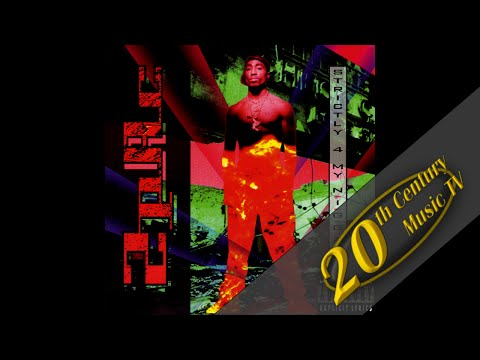 2Pac - Strictly 4 My NIGGAZ (1993) (full album)