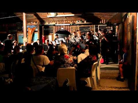 Plan B Big Band - Moanin' @ Billfish Tonga July 2011
