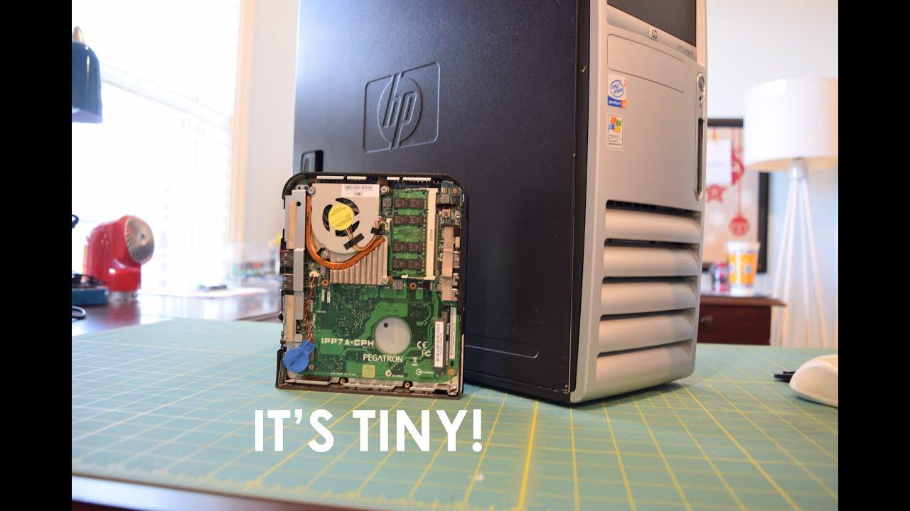 eBay Finds: $8 Seneca Nexlink MiniX 10 Thin Client Overview, Teardown,  Light Gaming
