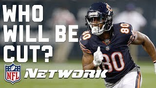 Big Name Players on the Bubble in Preseason Week 4   NFL Network