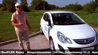 Opel Corsa 1.3 CDTI ecoFLEX Enjoy teszt