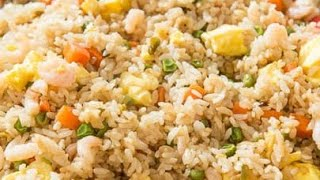 চাইনিজ রেস্টুরেন্ট স্টাইলে ভেজিটেবল ফ্রাইড রাইস রেসিপি // Vegetable Fried Rice //Chinese Fried Rice.