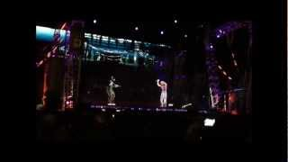 Tupac Hologram UNRELEASED VERSION!  Coachella 2pac Holagram * 1080p HD * ( 1st row iPhone 4s ).wmv