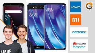 Diese China-Smartphones erscheinen 2019! Darauf freuen wir uns