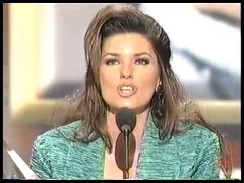 Shania Twain | Favorite New Country Artist | 1996 American Music Awards