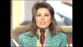 Shania Twain | Favorite New Country Artist | 1996 American Music Awards