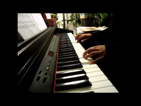 Reminiscence - Lamento -BEYOND THE VOID- (piano & sheets)