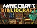 BiblioCraft Mod 1.12.2 | Minecraft